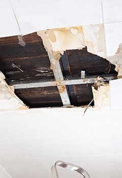 Drywall Ceiling Repair Installed In Moorpark