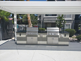 Outdoor Kitchens Accessories In Simi Valley